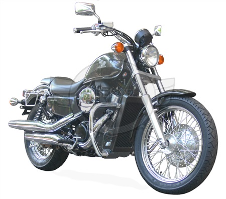 comprar protector motor defensa honda shadow vt 750s marca spaan comprar en tienda online. Black Bedroom Furniture Sets. Home Design Ideas