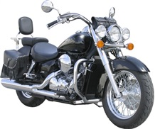 Protector motor - defensa para HONDA SHADOW VT 750 C4